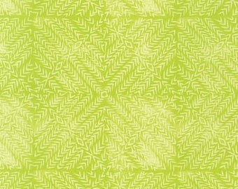 Kaufman - Valori Wells - Jasmine - Abstract - Chartreuse
