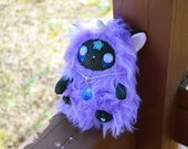 READY TO SHIP, Dreamy Star Creature Art Doll