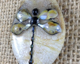 Focal Dragonfly Bead