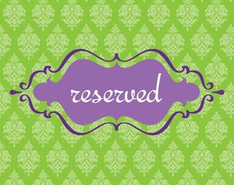 Reserved for maricruz r...