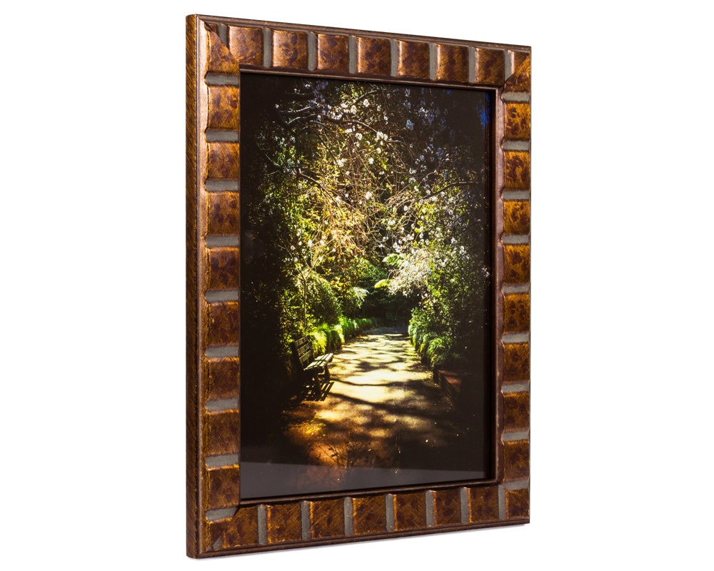 22 By 28 Frame: Craig Frames, 22x28 Inch Aged Bronze Picture Frame, Mosaic