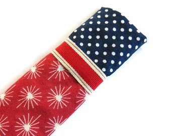 Fabric Nail File Cover - Protective Sleeve For Emery Board - Nail File Case - Emery Board Cover - Fabric Emery Board Case