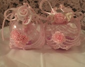 Shabby Decorated Ornaments