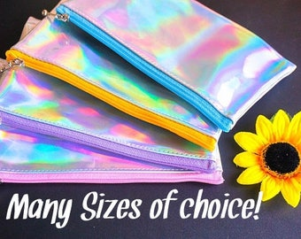unicorn theme coin purse zipper bag zipper pouch coin pouch makeup bag