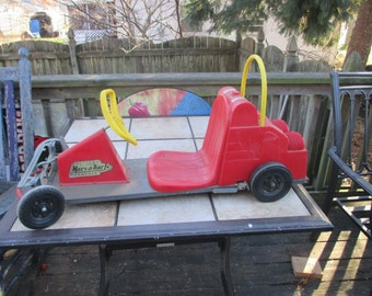 Vintage Marx Battery Powered Marx-A-Kart Untested