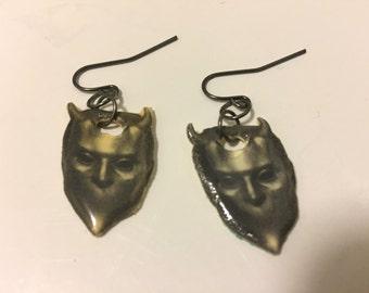 Nameless Ghoul Earrings