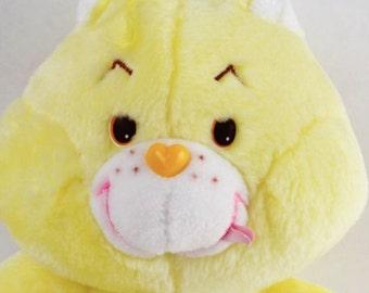 "Vtg Kenner 1984 Care Bears 13"" BIRTHDAY Bear Plush Stuffed Animal Original"