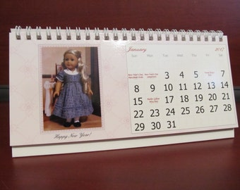 KeepersDollyDuds 2017 Photo Desk Calendar