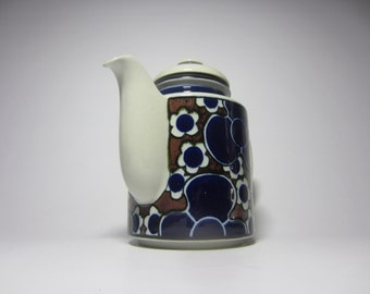 Fabulous Arabia Wartsila Finland Saara Abstract Design Coffee Pot
