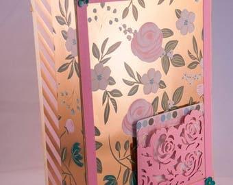 8.5x6.5 Wedding Album with Box