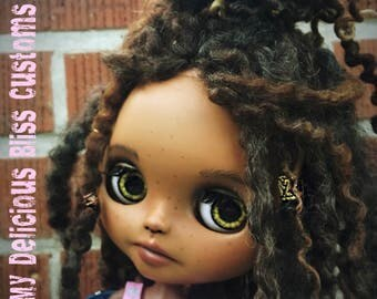 Aubrie, One Of A Kind Beautiful Brown Blythe
