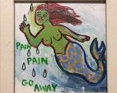 Pain pain painting