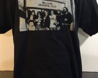 Grateful Dead  Welcome T-shirt