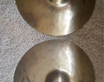 Zildjian Z Custom HiHat Cymbals Free Shipping