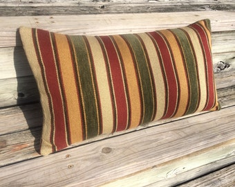 Lumbar Pillow, Farmhouse Pillow, Southwest Lumbar, Western Pillow, Southwest Cushion, Western Decor, Rustic Pillow, Southwest  Decor