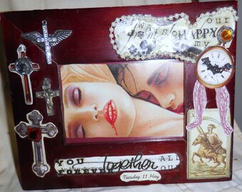 The Bride of The Vampire's Bridesmaid / Vampire Altered Box Mixed mrdia