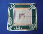 New York 1939 Handkerchief