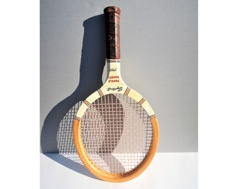 Vintage Paddle Racket, Early Raquetball Racket, Paddle Ball Racket, Sportcraft Paddle Racket, Vintage Sporting Goods, Sports Decor, Athlete
