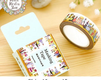 Elixir Washi Tape - So pretty for your planner & art journal pages!