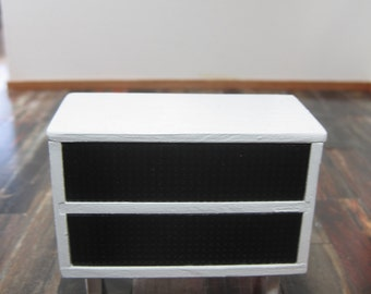 Miniature Mid-Century Modern / Modern  End Table or Night Stand