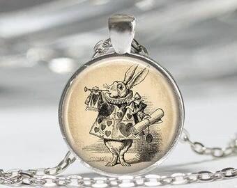 Alice wonderland necklace