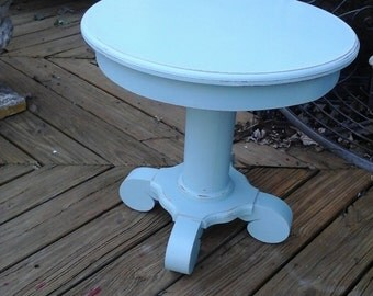 Cottage chic empire style table