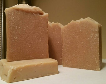 Handcrafted Honey Ale Soap