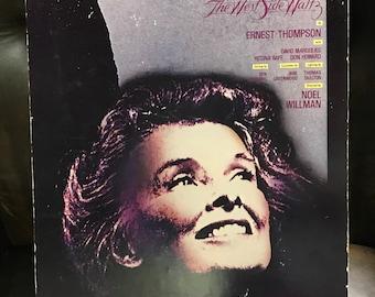 Katharine Hepburn The Westside Waltz 1981 Window Card Ahmanson Theatre