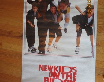 NEW KIDS on the Block Vintage Choose one