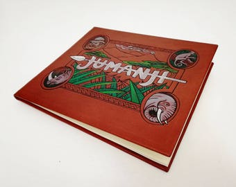 Jumanji - Leather Book - Movie Game copy, Chris Van Allen