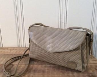 1980's Liz Claiborne Shoulder Bag