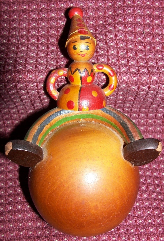 roly poly toy how to make