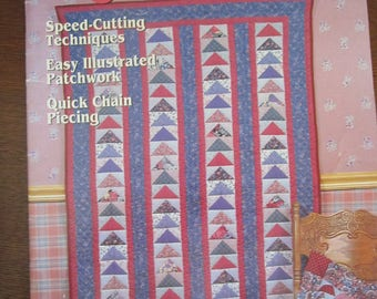 Simplicity Quilt-It-Yourself Flying Geese Pattern