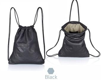 Unique leather bag | Etsy