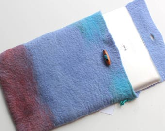CLEARANCE Hand Felted Wool Tablet Case Ipad SALE SpringCLEANING