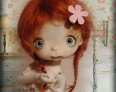 Hypate' collectible BJD' resin doll,  ball joint doll / BJD by Chrishanthi ''Ppinkydolls''