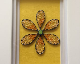 Quilled Artwork