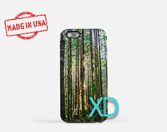Forest iPhone Case, Trees iPhone Case, Scenic View, iPhone 8 Case, iPhone 6s Case, iPhone 7 Case, Phone Case, iPhone X Case, SE Case