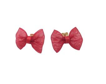 Bow-Tie Stud