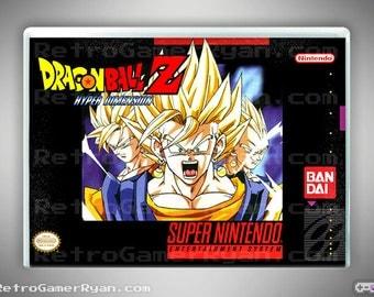 Dragon Ball Z: Hyper Dimension (Super NES Reproduction)