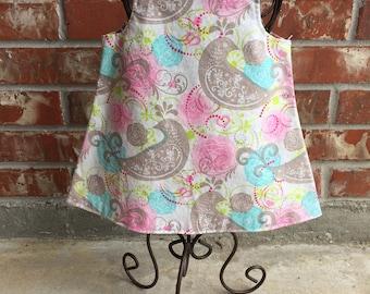 Reversible A-line dress