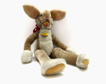 Steiff Rabbit Lulac 3141/43 | Vintage 1974 - 1981 with all Ids