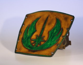 star wars jedi counsil bracer ,made to order