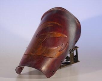 steampunk leather bracer , star wars rebels , sabine , phoenix squad
