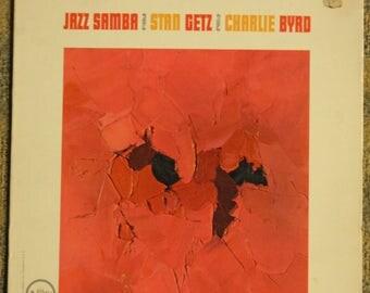 Jazz Samba | Stan Getz, Charlie Byrd (Verve High Fidelity, V6-8432)