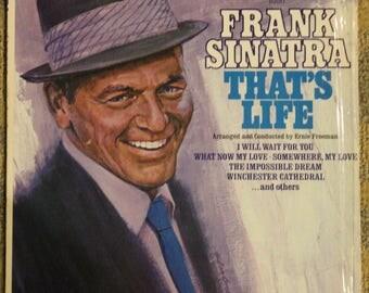Frank Sinatra | That's Life (Reprise FS 1020)