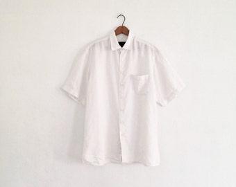 Linen blouse | Etsy
