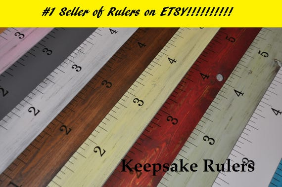 7000 Sold! **20+ Styles** Life-size growth chart rulers for measuring kids' height!