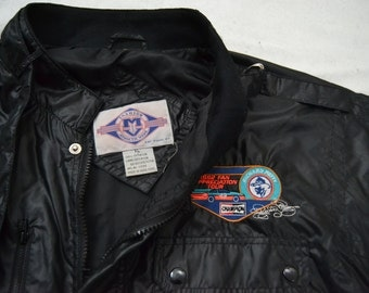 Bangin' Vintage 1992 Richard Petty NASCAR Fan Appreciation Tour Jacket / XL