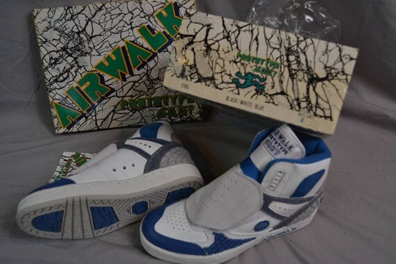 the latest 47194 7a7f5 Bangin Vintage 90s AIRWALK Prototype 600 Hightop lovely